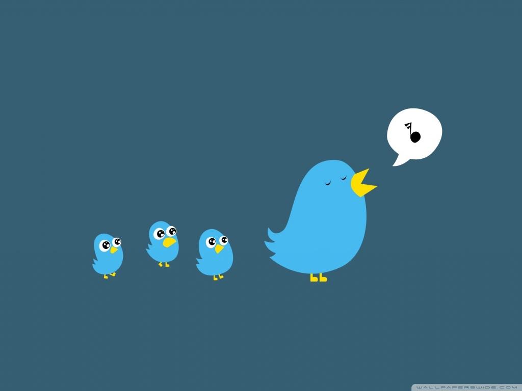 Best Wallpaper Harry Potter Twitter - twitter_birds_singing-wallpaper-1024x768  You Should Have_631491.jpg