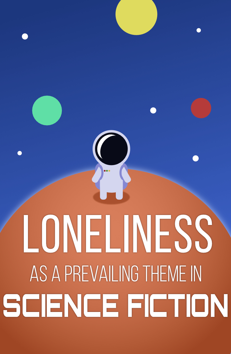 theme on loneliness for frankenstein There are many different themes in the book frankenstein by mary shelley some of the main themes are: alienation and loneliness, nature vs.